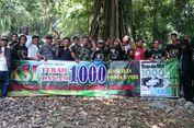 Dukung Citarum Harum, Gabungan Komunitas di Karawang Tanam 1.000 Bambu dan Tebar Ikan