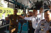 Anies Jajal Halte Transjakarta Bundaran HI yang Terintegrasi dengan Stasiun MRT