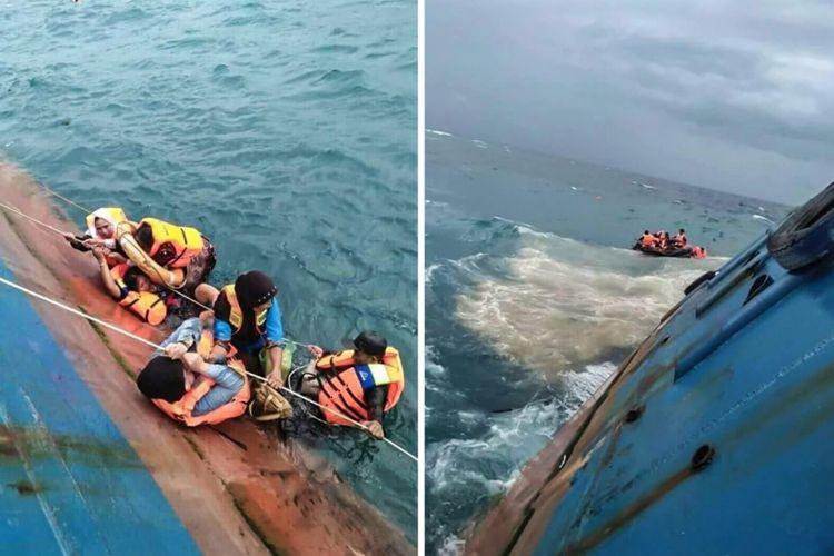 Berita Terpopuler: Kapal Kandas di Selayar dan Pemblokiran ...
