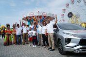 Mitsubishi Xpander Sowan ke Makassar