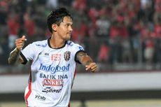 Bali United: Irfan Bachdim dan Stefano Lilipaly Tidak Dijual