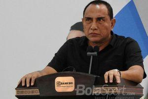PSMS Terdegradasi, Edy Rahmayadi Bela Manajemen dan Salahkan 3 Hal Ini