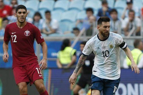 Copa America 2019, Lawan Argentina dan Messi Jadi Pelajaran bagi Qatar