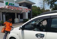 Antisipasi Modus Pencurian Pecahkan Kaca Mobil