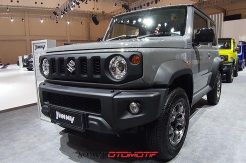 Suzuki Bicara Peluang Produksi Jimny 4x2