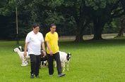 Jokowi-Airlangga Joging Bareng, Bahas Cawapres