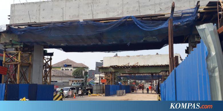 "CPDW Dana Kemitraan dari DKI Belum Cukup Rampungkan Pembangunan ""Flyover"" Cipendawa dan Rawa Panjang - Kompas.com"