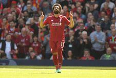 Mo Salah Sudah Idolakan Liverpool dan Steven Gerrard sejak Dulu