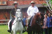 Survei Charta Politika: Di Jatim, Elektabilitas Jokowi 58,7 Persen, Prabowo 26,7 Persen
