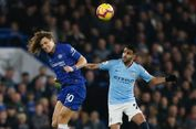 Chelsea Vs Burnley, David Luiz Sebut Burnley Anti-Football