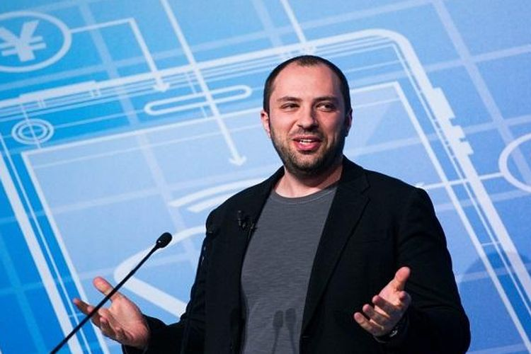 Jan Koum, co-founder WhatsApp