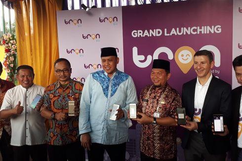 Cara Memesan Angkot Online TRON di Bekasi
