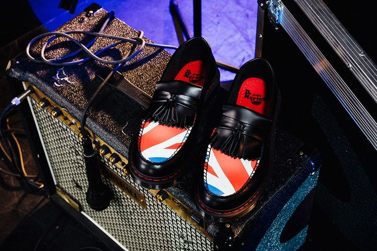loafer Adrian, Dr Martens X The Who