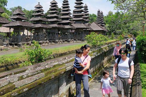 Ada Bencana, 1 Juta Wisman Batal Datang ke Indonesia