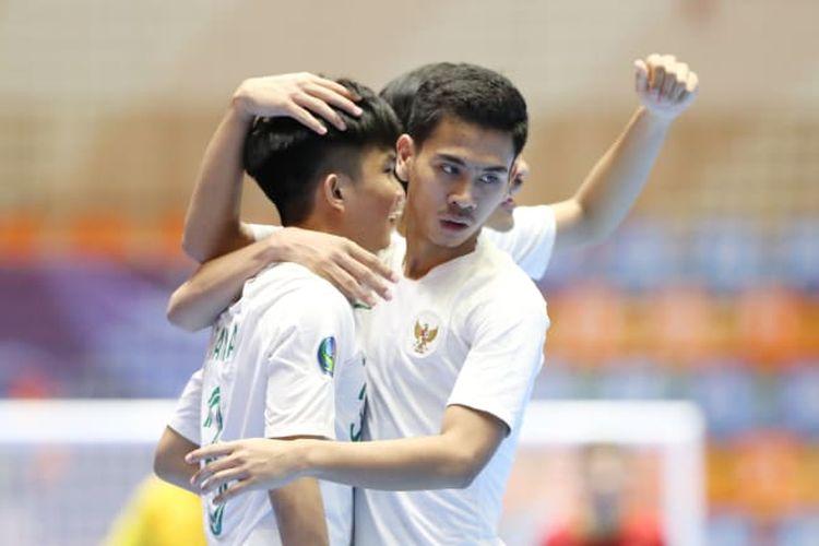 Tim Nasional Futsal Indonesia berlaga di Piala Asia U-20.