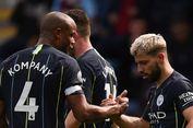 Klasemen Liga Inggris, Man City Unggul 1 Poin atas Liverpool
