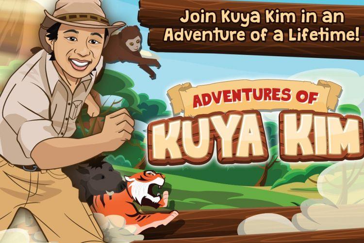 The Adventures of Kuya Kim, salah satu aplikasi gim yang dibuat Xeleb, Filipina.