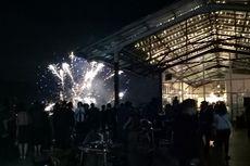 Menghabiskan Malam Tahun Baru di Rooftop Tertinggi di Puncak