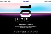 Cara Nonton Siaran Langsung Peluncuran Samsung Galaxy S10 Malam Ini