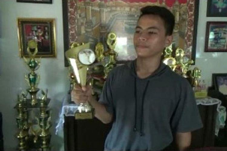 Miris, Juara Karate Nasional Tinggal Kelas Jadi Polemik Karena Prestasi Akademiknya Jebol
