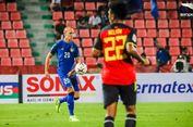 Piala AFF 2018, Bek Andalan Thailand Mundur Jelang Lawan Indonesia