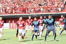 Bali United Tumbang pada Laga Perdana Piala AFC 2018