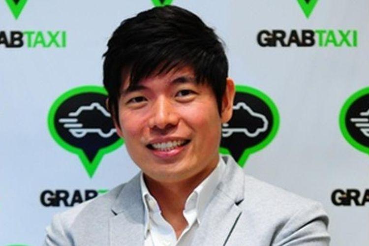 Anthony Tan, pendiri aplikasi GrabTaxi