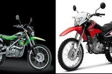 Simak Daftar Harga Motor Trail 150cc Juli 2019