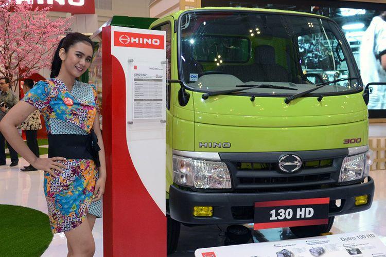 Varian baru Hino Dutro, 130 HD, meluncur di Gaikindo Indonesia International Auto Show (GIIAS) 2017.