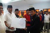 KPU Luwu Tetapkan Basmin-SBJ Pemenang Pilkada 2018