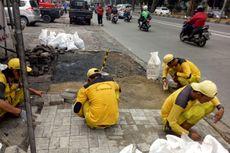 Jakarta Akan Perbanyak dan Perlebar Trotoar