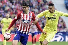 Hasil Liga Spanyol, Morata Cetak Gol, Atletico Terus Tempel Barcelona