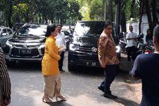 Petinggi Parpol dan Menteri Kabinet Kerja Bersilaturahim ke Rumah Megawati