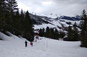 Serunya Belajar Ski di Pegunungan Alpen Perancis, Bikin Ketagihan!