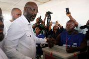 George Weah, dari Lapangan Hijau Kini Terpilih Jadi Presiden Liberia