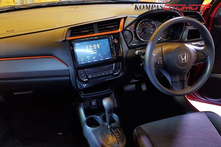 Interior baru Honda Mobilio RS 2019