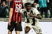 Juventus Vs AC Milan, Ini 5 Fakta soal Moise Kean