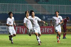 Kandaskan Qatar, Korea Selatan ke Final Piala Asia U-19