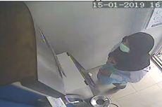 Ramyadjie Priambodo Bungkam Ditanya Identitas Pemberi Mesin ATM