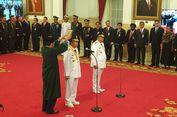 Jokowi Lantik Syamsuar-Edy sebagai Gubernur dan Wagub Riau