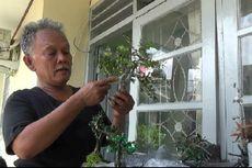 Kisah Pensiunan Bawaslu Hasilkan Miniatur Cantik Berbahan Limbah