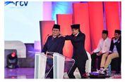 Joget Prabowo dan Pijatan Sandi di Forum Debat Dinilai Tak Etis