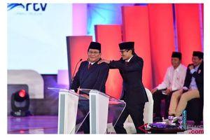 Debat Pertama, Jokowi Dinilai Emosional, Prabowo Berusaha Santai