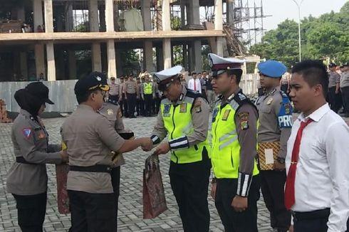 Belajar dari Bripka Oky, Polisi yang Sabar Hadapi Pria Banting Motor