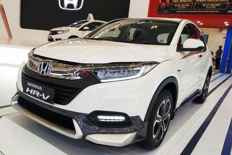 Honda HR-V berjubah Mugen ada di GIIAS 2019