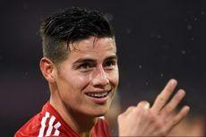 Napoli Pilihan Terbaik untuk Karier James Rodriguez