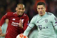 Liverpool Vs Bayern, Lewandowski Sebut The Reds Berbahaya