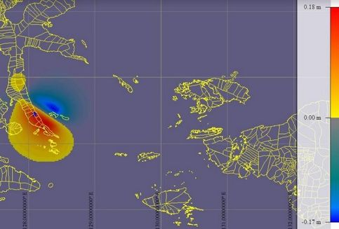 Gempa M 7,2 di Maluku Utara Bangkitkan Tsunami Lemah, Ahli Mengungkapnya
