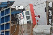 Tenggelamnya Kapal Feri Seluang Ganggu Pemulangan Logistik Pemilu