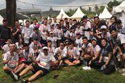 'Lari Cantik' Jadi Jurus Taklukan Borobudur Marathon